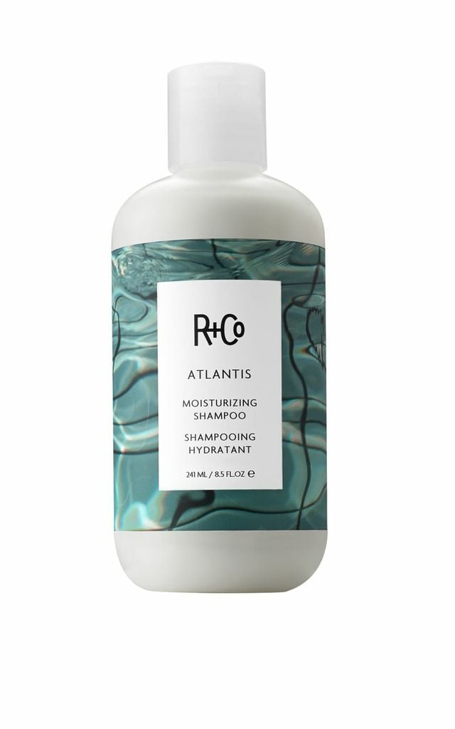 R+Co Atlantis Moisturizing Shampoo ($28)