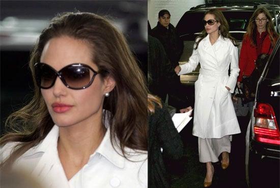 Angelina and Brad Deny Wedding Plans