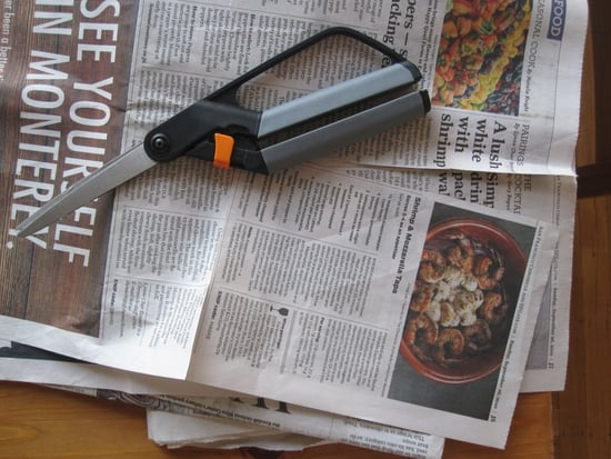 Are Newspapers One of Your Recipe Sources?