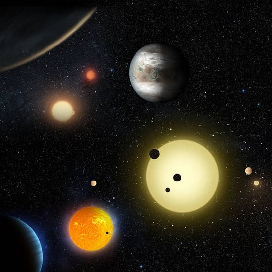 Kepler Mission Finds New Planets