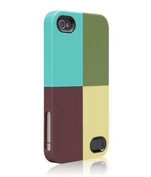 Case Mate Quartet iPhone 4 Case