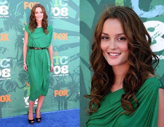 Teen Choice Awards: Leighton Meester
