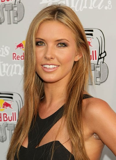 July 2009: Audrina at Red Bull Toasted