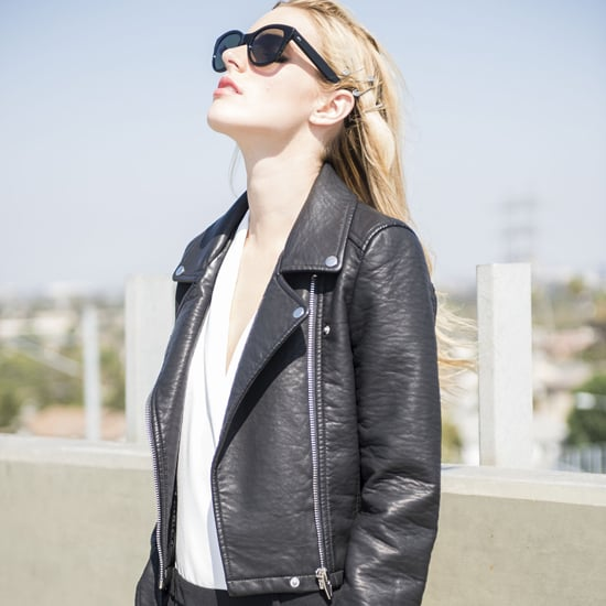28 Outfits That Wouldn't Be Complete Without a Leather Jacket