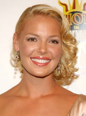 Katherine Heigl at the Hot in Hollywood Awards