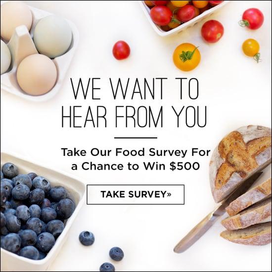 Food Survey   December 2014