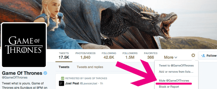 5 Ways to Use Twitter's Mute Feature