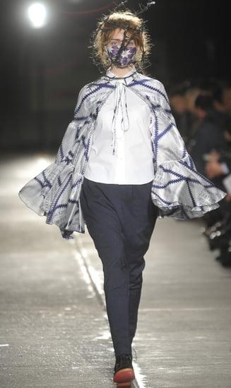 Japan Fashion Week: mintdesigns Fall 2009