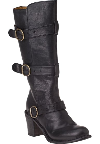 Fiorentini & Baker Billie Black Leather Boots ($598)
