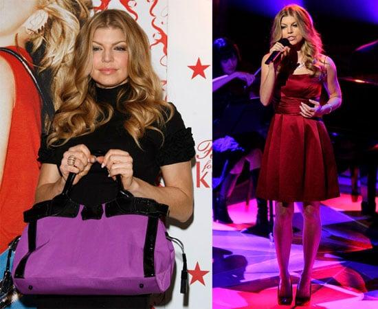 Fergie's Kiplings Bags