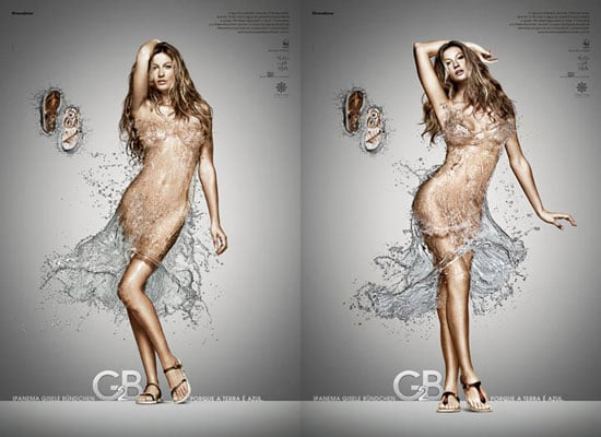 Fab Ad: Gisele for Ipanema