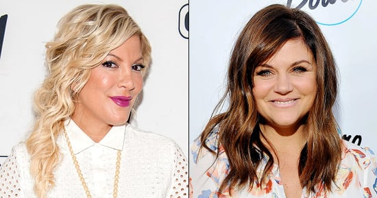 'Beverly Hills, 90210' Costars Tori Spelling and Tiffani Thiessen End Their 10-Year Feud