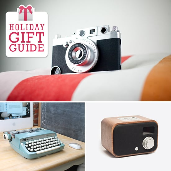 Retro-Inspired Gifts For Today's Techies