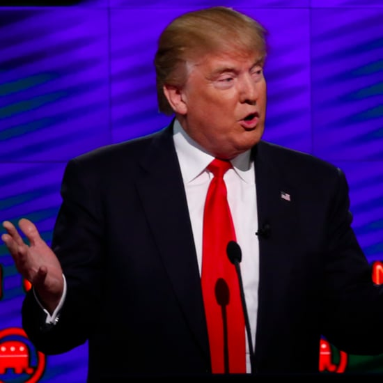 Donald Trump Comments on Muslims at Debate