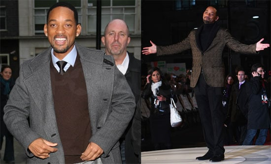 Photos of Will Smith at London Premiere of Seven Pounds