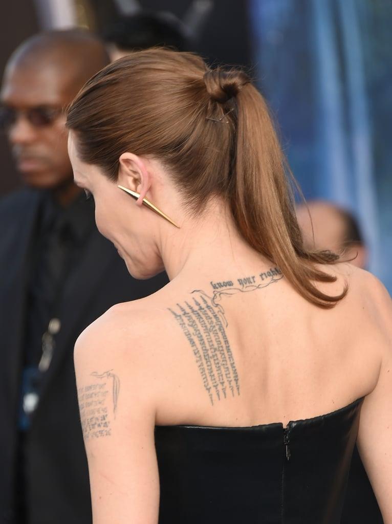 Dagger Earrings