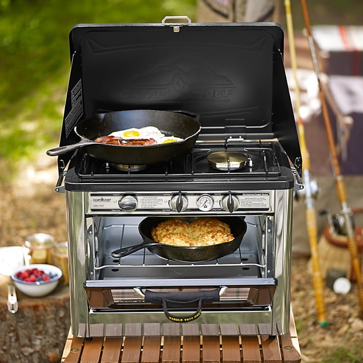 Portable Camping Stove and Oven