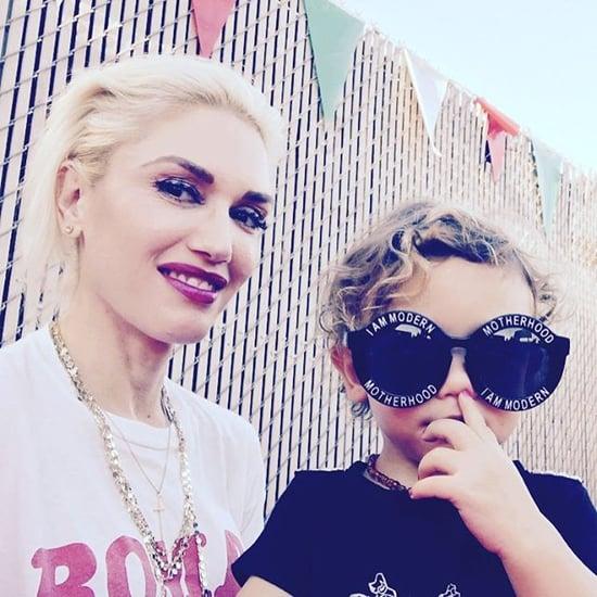 Gwen Stefani's Cutest Family Pictures