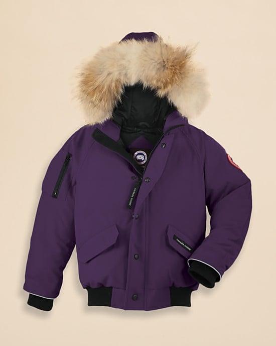 Canada Goose Girls' Rundle Bomber Jacket