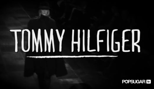 Tommy Hilfiger Fall 2011 Collection Runway Video