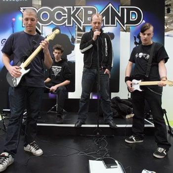 Rock Band Music Downloads
