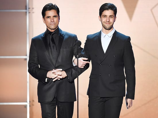 John Stamos Invites Josh Peck to 'Netflix and Chill with Me, Baby'