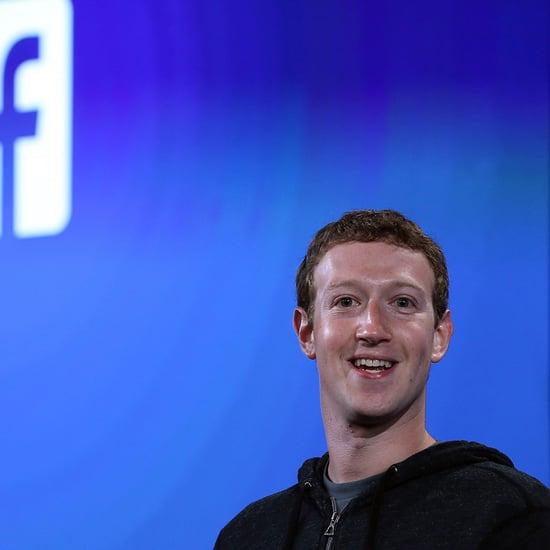 Mark Zuckerberg's First Facebook Live Interview