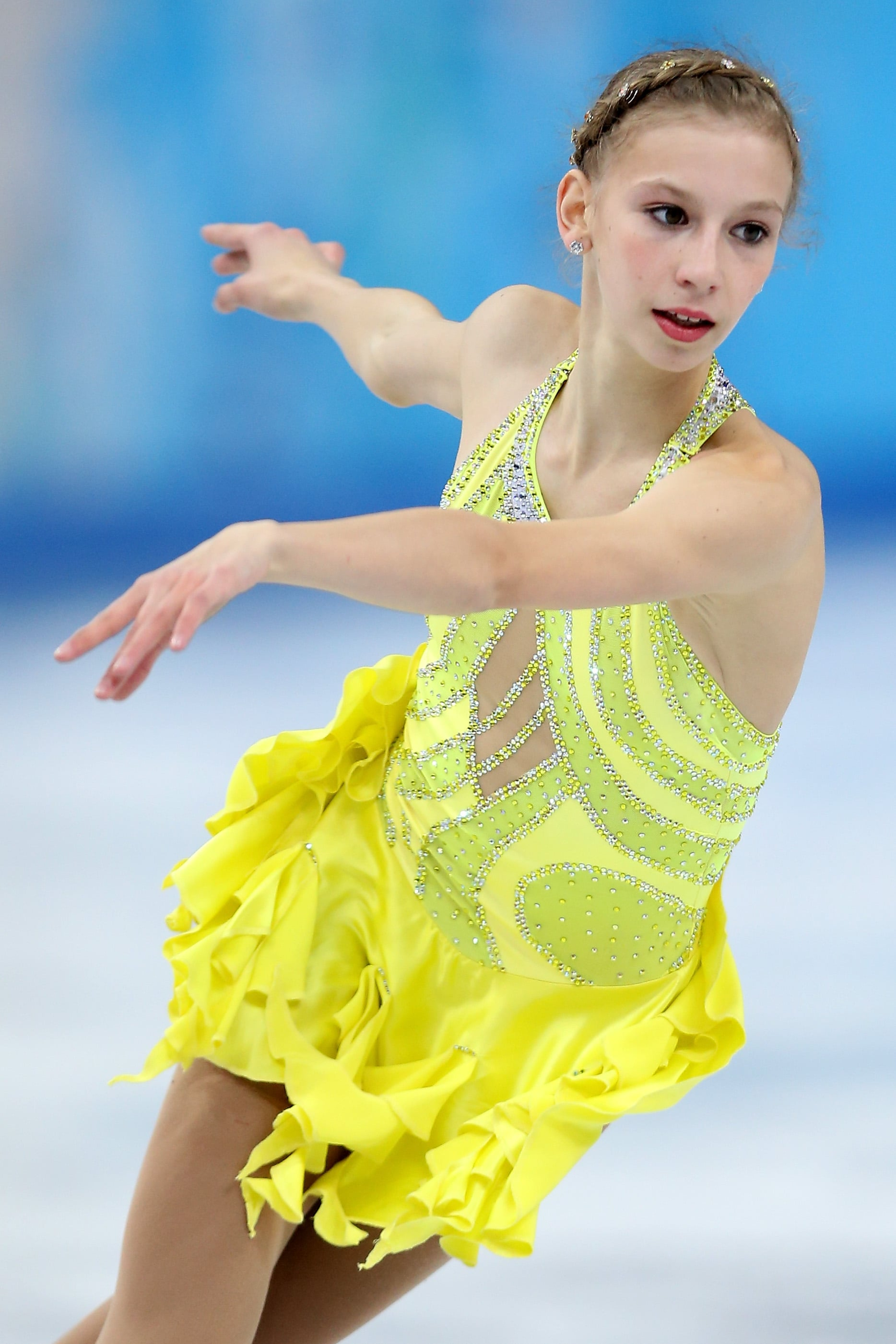Polina Edmunds, USA