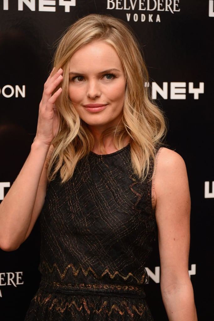 Kate Bosworth wore a Theyskens' Theory dress to the Whitney Art Party in NYC.