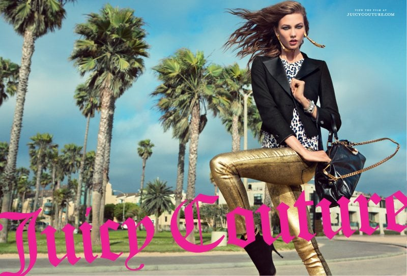 Juicy Couture Fall 2012 Ad Campaign