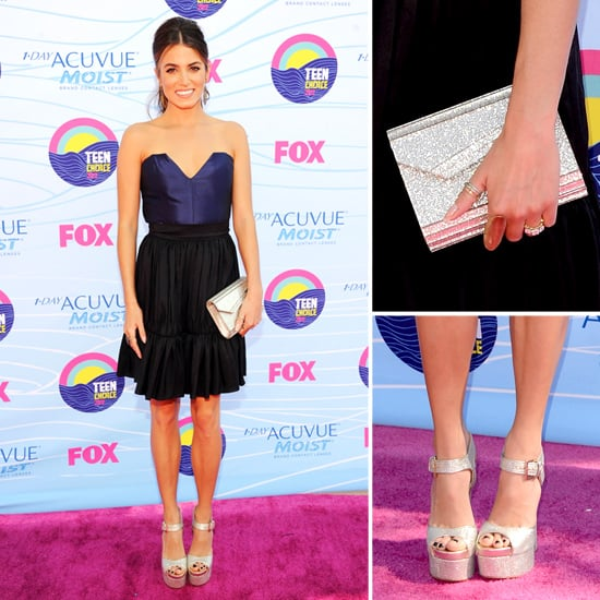 Nikki Reed at Teen Choice Awards 2012