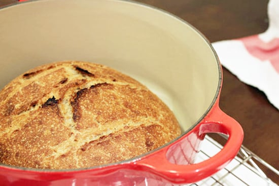 Intermediate: Sourdough Wheat Bread