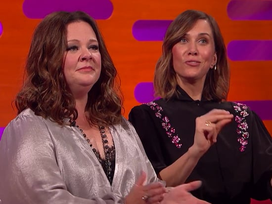 Melissa McCarthy and Kristen Wiig Sing 'Folk Lady Version' of Ghostbusters Theme Song