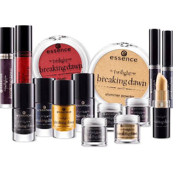 Breaking Dawn Makeup Collaboration by Essence Cosmetics