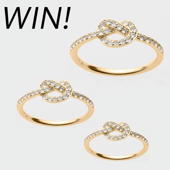 Win A Free Pink Lou Lou Love Knot Ring for your Mum, and One For Yourself With Our Mother's Day Giveaway!