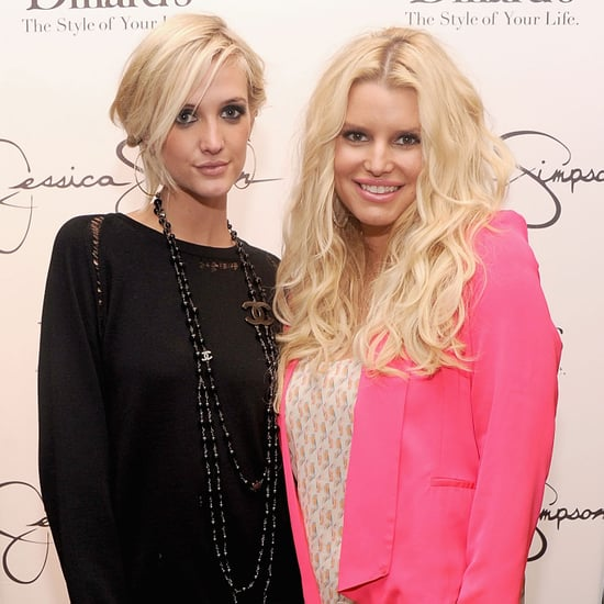 Jessica and Ashlee Simpson Visit Florida | Pictures