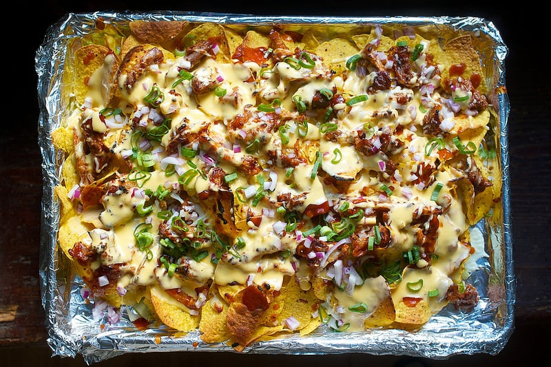 Barbecue Nachos