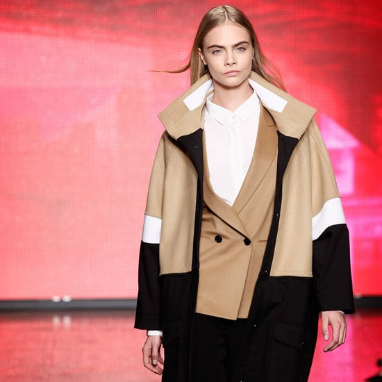 Pictures & Review DKNY Fall NYfashion week show