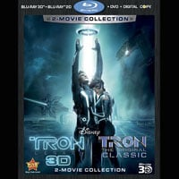 TRON: Legacy Blu-ray Behind the Scenes Footage