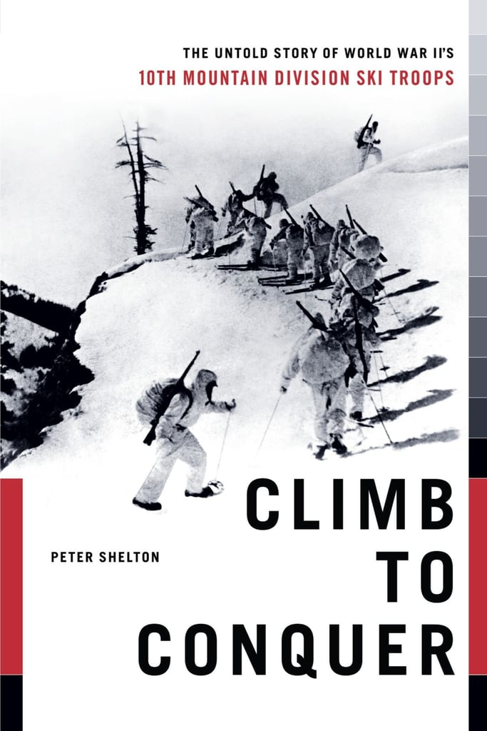 Climb to Conquer by Peter Shelton