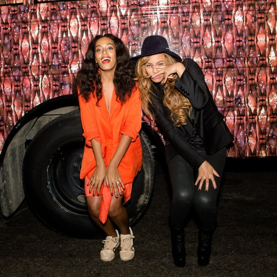 Beyonce Shares Throwback Photo For Solange's Birthday