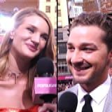 Shia LaBeouf Shares Transformers Set Secrets [Video]
