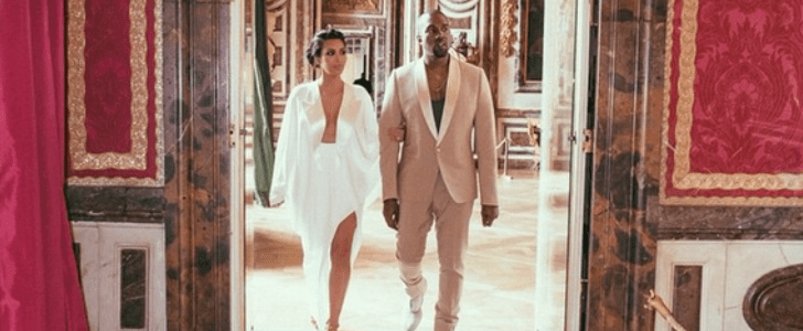 2 Years Later, We Still Can't Forget All the High-Fashion Looks From Kimye's Wedding