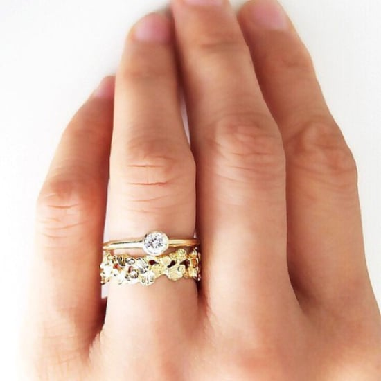 Small Engagement Ring Inspiration  Popsugar Love & Sex. Whiskey Barrel Wedding Rings. Woman Gold Wedding Rings. Lexie Wedding Rings. String Rings. Puzzel Wedding Rings. Jan Birthstone Rings. Stud Wedding Rings. 50ct Engagement Rings