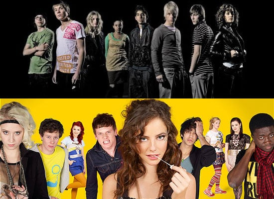 Pictures of Skins Cast Who Start Shooting Skins Movie in Bristol This Year and Will Be Released in 2011