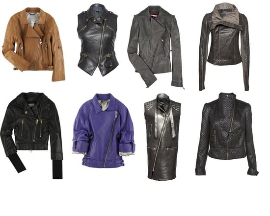 Shopping: Toughen Up in Fall's Newest Moto Jackets and Vests