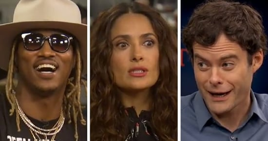 HuffPost Live's Top 10 Celebrity Interviews Of 2015