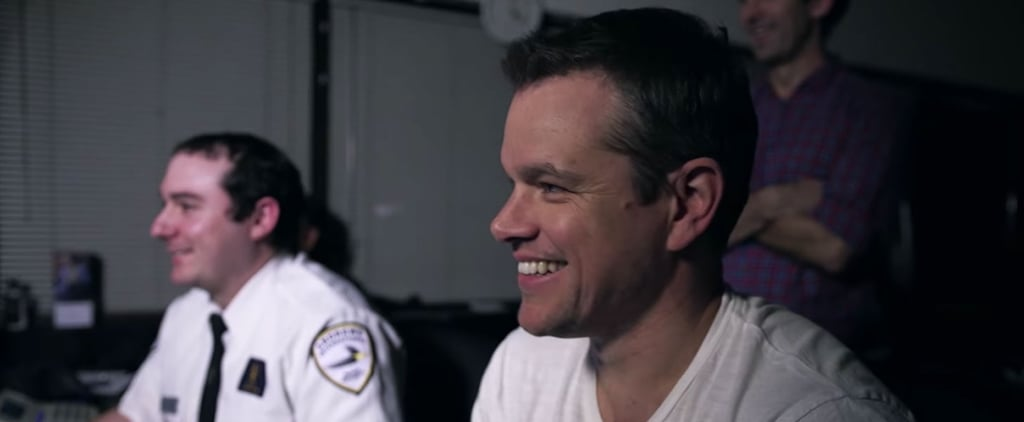 Matt Damon Can Barely Contain His Glee While Pranking Some Fans in This Hilarious Video