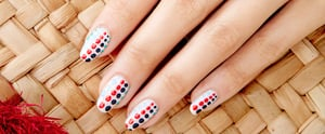 This Is the Cutest, Easiest Fourth of July Manicure We've Seen All Summer