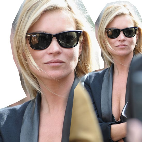Shady Lady: The Queen of Cool Kate Moss and her Wayfarers